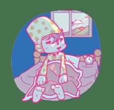 szutzu - about Life sticker #1276819