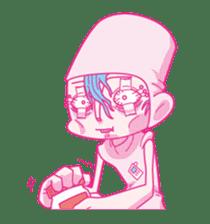 szutzu - about Life sticker #1276822