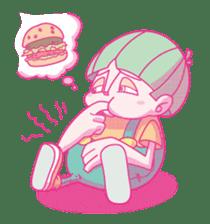 szutzu - about Life sticker #1276825