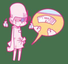 szutzu - about Life sticker #1276828