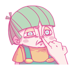szutzu - about Life sticker #1276840