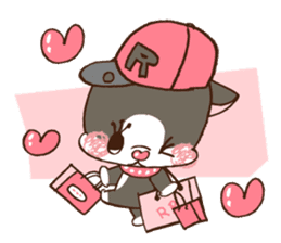 RebeccaBonbon x Seri Norika sticker #1280926
