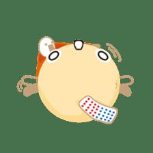 """Wakura Onsen """"Wakutama kun"""" sticker #1281502"""