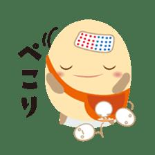 """Wakura Onsen """"Wakutama kun"""" sticker #1281505"""