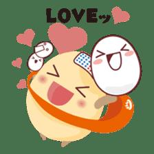 """Wakura Onsen """"Wakutama kun"""" sticker #1281506"""