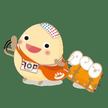 """Wakura Onsen """"Wakutama kun"""" sticker #1281519"""