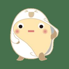 """Wakura Onsen """"Wakutama kun"""" sticker #1281521"""