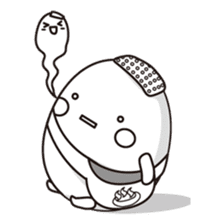 """Wakura Onsen """"Wakutama kun"""" sticker #1281524"""