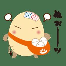"""Wakura Onsen """"Wakutama kun"""" sticker #1281528"""