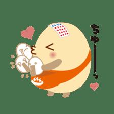 """Wakura Onsen """"Wakutama kun"""" sticker #1281534"""