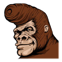 James The Gorilla