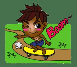 surfing life sticker #1283827