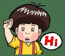 ABOKI - Daily Life sticker #1284138