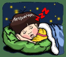ABOKI - Daily Life sticker #1284176