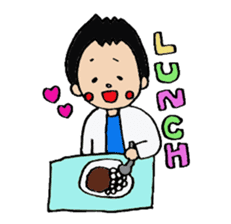 Doctor everyday life sticker #1284734