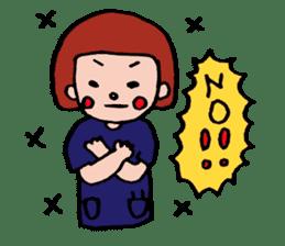 ope nurse everyday life sticker #1284864