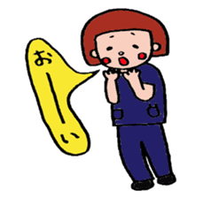 ope nurse everyday life sticker #1284874