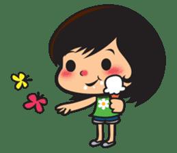 Jasmine's Life sticker #1285461