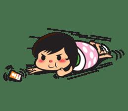 Jasmine's Life sticker #1285489