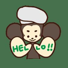 Life of Saruzo sticker #1287016