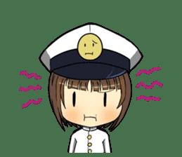 Military Girls II sticker #1287092