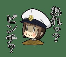 Military Girls II sticker #1287096