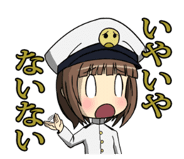Military Girls II sticker #1287097