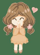 Bloom and Bibi cheerful day sticker #1288060