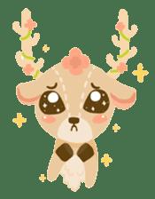 Bloom and Bibi cheerful day sticker #1288063