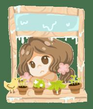 Bloom and Bibi cheerful day sticker #1288065