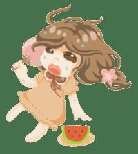 Bloom and Bibi cheerful day sticker #1288066