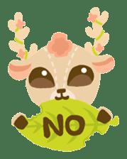 Bloom and Bibi cheerful day sticker #1288069