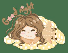 Bloom and Bibi cheerful day sticker #1288075