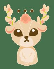 Bloom and Bibi cheerful day sticker #1288077
