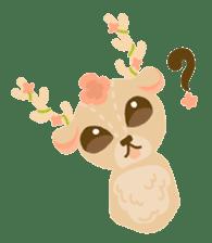 Bloom and Bibi cheerful day sticker #1288081