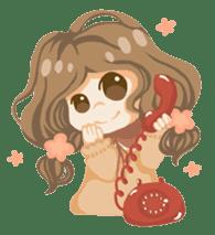Bloom and Bibi cheerful day sticker #1288082