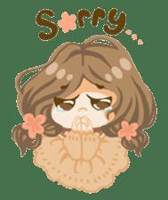 Bloom and Bibi cheerful day sticker #1288087