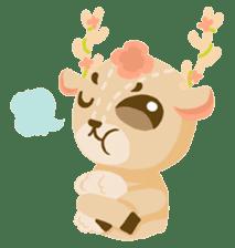Bloom and Bibi cheerful day sticker #1288090