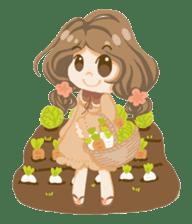 Bloom and Bibi cheerful day sticker #1288096