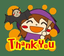 MOMO and GONTA HAPPY HALLOWEEN sticker #1288332
