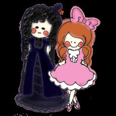 doodle Gothic&Lolita