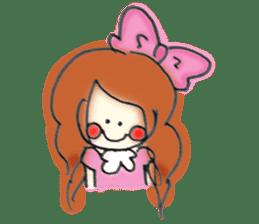 doodle Gothic&Lolita sticker #1289738