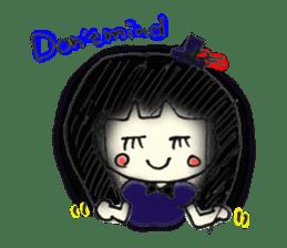 doodle Gothic&Lolita sticker #1289772