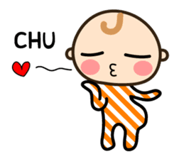 Baby chan (English) sticker #1290862