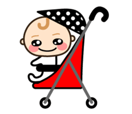 Baby chan (English) sticker #1290872