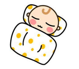 Baby chan (English) sticker #1290884
