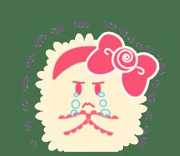 Sweet fantastic monster sticker #1292199