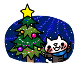 The White Kitten Kitty event version sticker #1292447