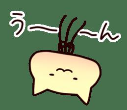Cat jellyfish & Rabbit jellyfish sticker #1293861