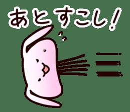 Cat jellyfish & Rabbit jellyfish sticker #1293883